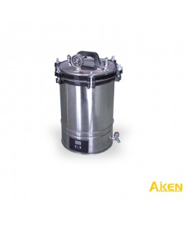 Portable steam sterilizer - Automation type