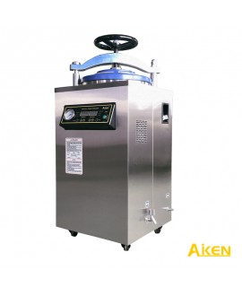 Digital Display – Vertical Automatic Autoclave